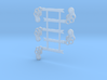 S Scale B&M TO Semaphore Fishtail 3d printed