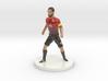 Turkish Football Player 3d printed