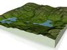 Terrafab generated model Fri Oct 04 2013 22:01:38  3d printed
