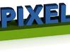 TEST PIXEL 3d printed