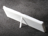 """Fortune Frame (2.25"""" by .625"""") Standing - Single 3d printed Printed in WSF."""