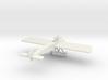 Fokker E.I 3d printed 1:144 Fokker E.I in WSF