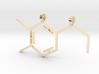 Dopamine Pendant 3d printed
