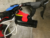 Contour Camera to GoPro Mount 3d printed Mounted withCamera