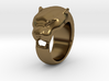 Panther Ring Size - 7,5 3d printed