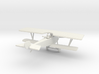 Nieuport 12bis 3d printed 1:144 Nieuport 12bis in WSF