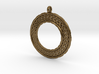 TreeSin Pendant 3d printed