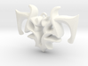 Horn Pendant 3d printed