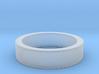 Basic Ring US6 1/4 3d printed