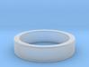 Basic Ring US8 3d printed
