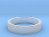 Basic Ring US11 3d printed