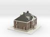 1108010 - Villa Buitenzicht 1:200 3d printed