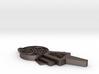 7th Doctor's Tardis Key 3d printed