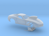 1/43 2014 Pro Mod Corvette 3d printed