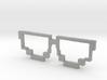 Pixel Sunglasses 3d printed