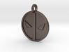 Deadpool Keychain 3d printed