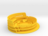 Roman Colosseum high details 3d printed