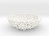 Little Bowl (15 cm) - Voronoi-Style #4 3d printed