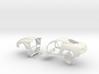 1/18 2014 Pro Mod Vette No Scoop Sep Doors And Hoo 3d printed