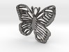 Life is Strange Butterfly Pendant 3d printed