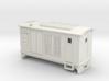 HOn30 B-Unit Boxcab Locomotive (Katie 1) 3d printed