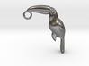 Brazilian Toucan Keychain Bottle Opener 3d printed