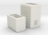 Workshop Storage Split For easy PRinting 3d printed