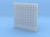 GLASS INSULATORS-24th Scale 3d printed