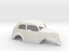 1/18 1949 Anglia No Fr Fenders 3d printed