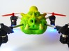 Oger case for Micro Drone 3.0 3d printed Oger case for Micro Drone 3.0, 3D printed in strong and flexible nylon
