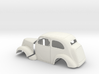 1/8 1949 Anglia Full Body Tilt Front 3d printed