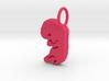 Eight Week Fetus Pendant/Charm 3d printed