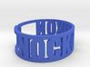 Nock A Mixon Cuff 3d printed