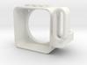 YZ4 - Speedo Fan Cooler & Wire Guide w/o Grid 3d printed