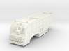 1/87 tender trailer for Super Pumper System (updat 3d printed