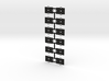 (12) O Gauge .5mm Shims Experimental 3d printed