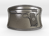 Tokarev Belt Buckle 3d printed