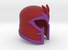 Magneto Helmet 3d printed