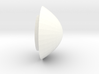 Trache Cap For Not White Valve 3d printed