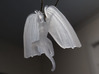 Draco Earring 1 3d printed Unpainted, backlit