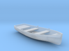 1/125 USN Wherry Life Raft Boat 3d printed