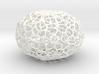 Little Voronoi Pearl Light Lamp No. 2 (8 cm) 3d printed