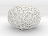 Little Voronoi Pearl Light Lamp No. 3 (8 cm) 3d printed