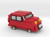 Red Car 3d printed