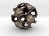 GYROID Spheroid Pendant - 20mm 3d printed