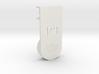 DJI Phantom 3 Lens Cover & Gimbal Lock by HEROPRIN 3d printed