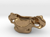 Human Neck Vertebra - C7 full-size hole 3d printed