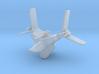 Mangler Imperial Gunship Build BLC SR BR (1/270) 3d printed