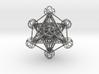 3D Metatron's Cube (small) 3d printed