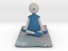 Yoga Pose 2 - 1019N 3d printed